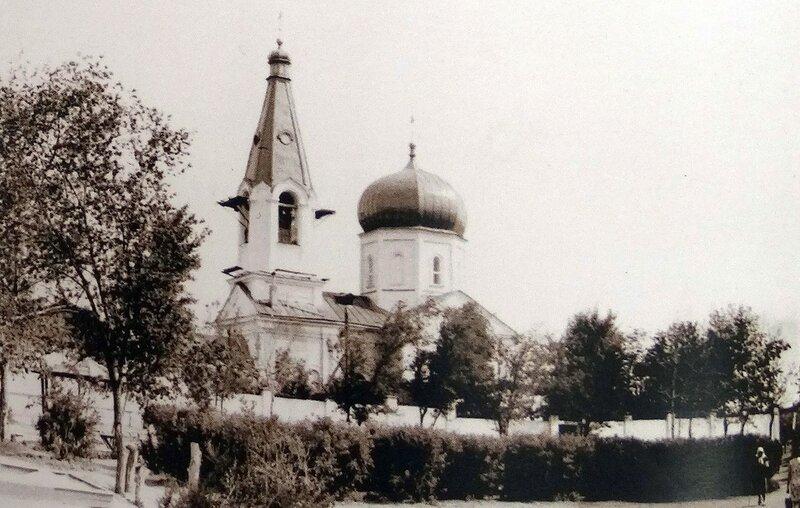 Семёновская церковь