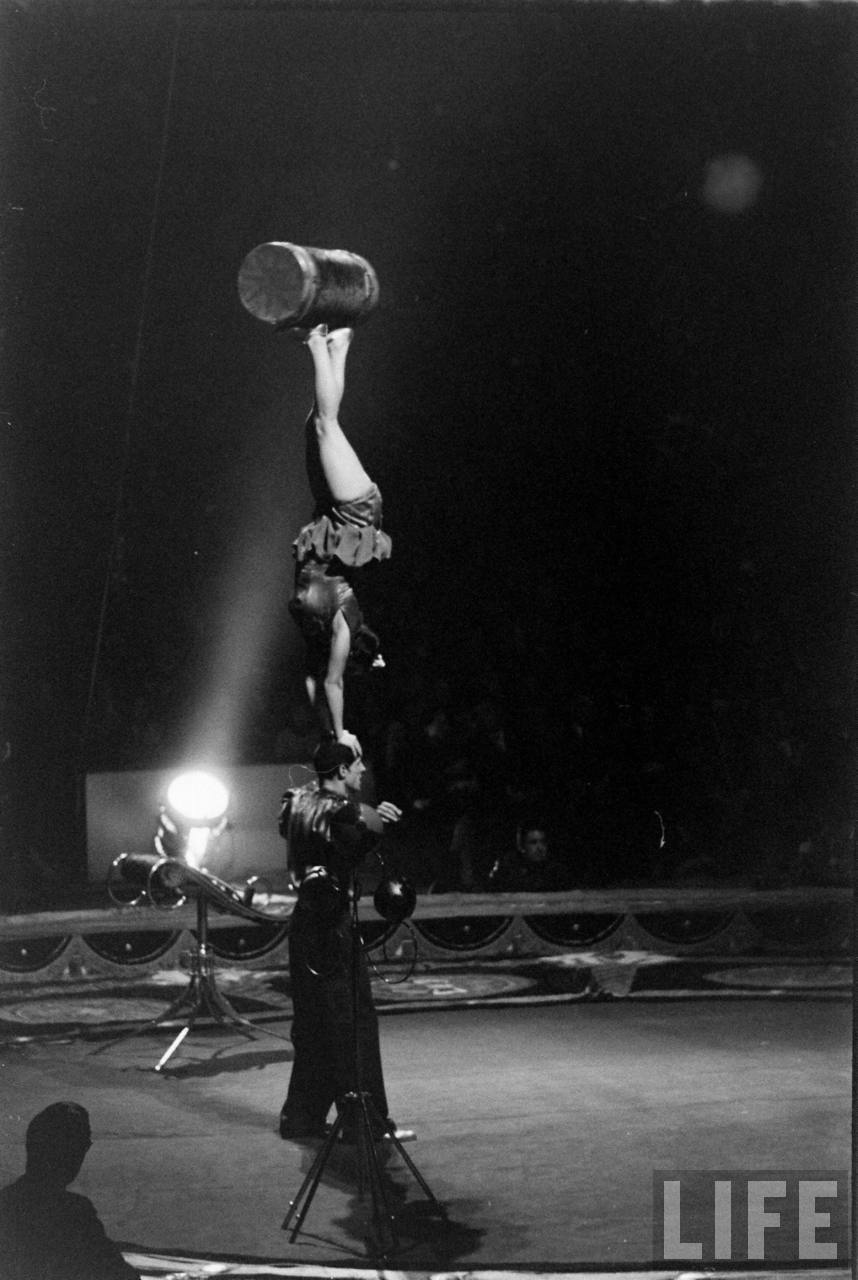 артисты цирка ссср фото