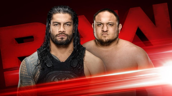 Post image of WWE Monday Night RAW 17.07.2017