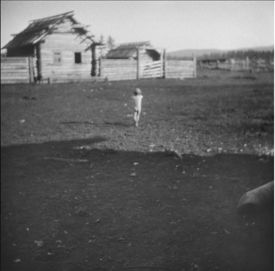 Ребенок на улице