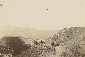 18. Спуск в долину Заравшана