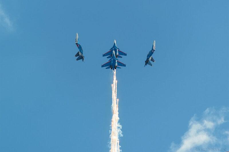 Сухой Су-30СМ АГВП Русские Витязи 514_D801481