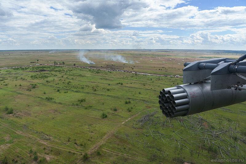 Миль Ми-8АМТШ (RF-91186 / 91 синий) ВКС России 669_D702186
