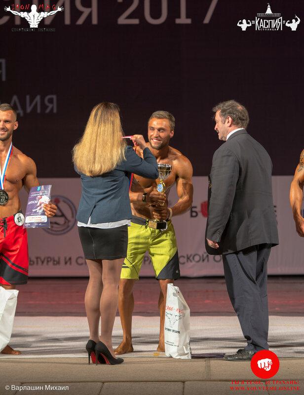 Кубок «Столица Каспия» по бодибилдингу 2017: Пляжный бодибилдинг