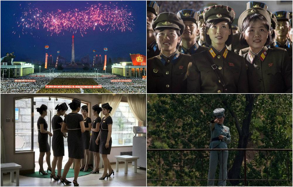 Интересные фото из Северной Кореи