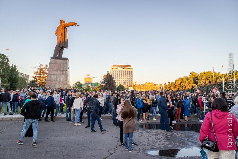 Роза ветров Саратов 2017