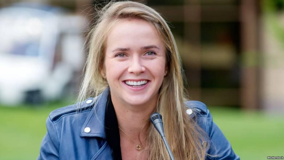 Элина Свитолина обыграла победительницу Уимблдона-2017