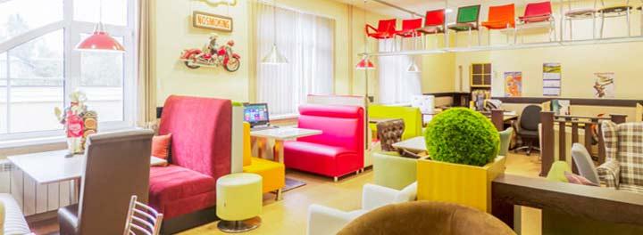 барные кресла для кафе и ресторана