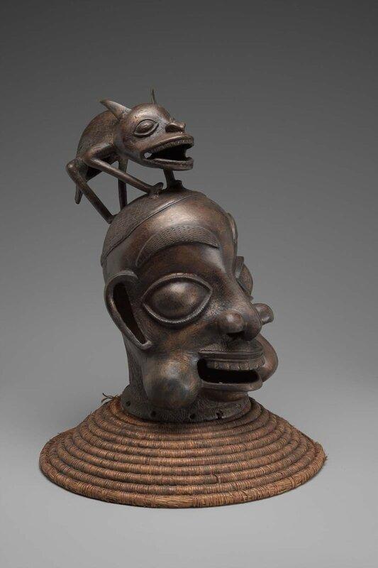 Африка и Океания. Современное искусство. Artist Unidentified.