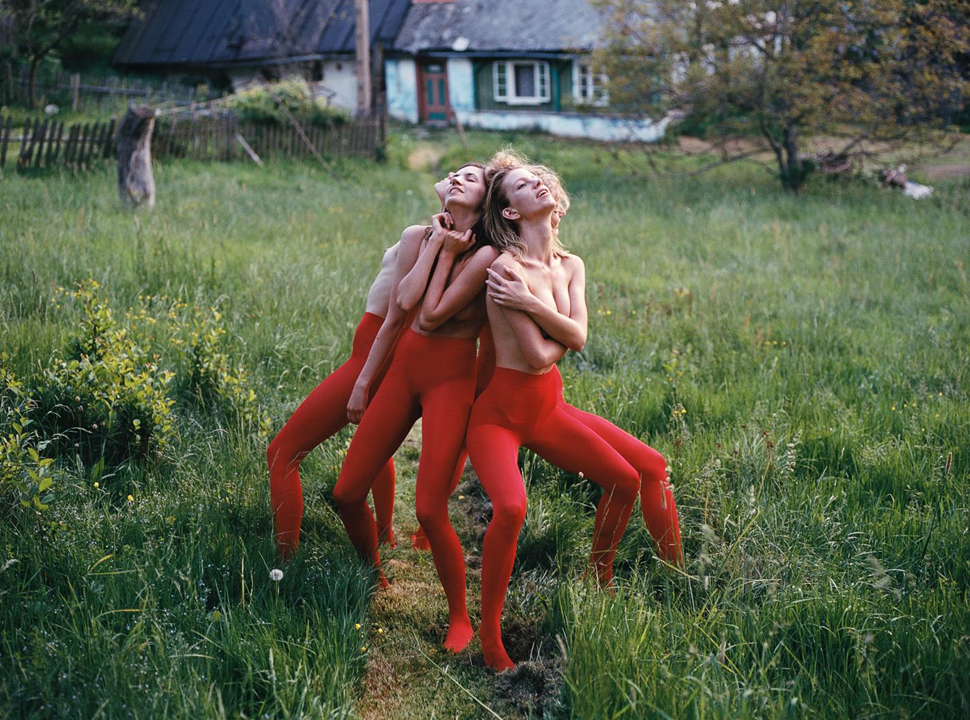 Red legs / фото Andrew Tarnawczyk