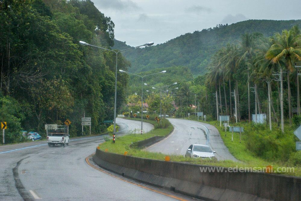 Трасса 4 от Хатъяя до Транга