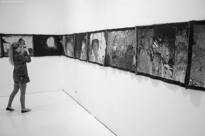 Александра Дементьева. 10 инсталляций. Московский музей современного искусства