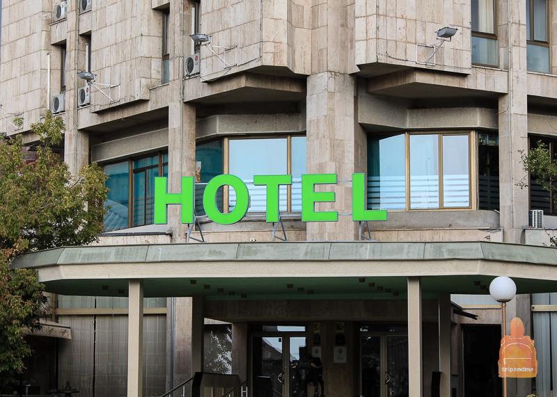 Отель Сербия