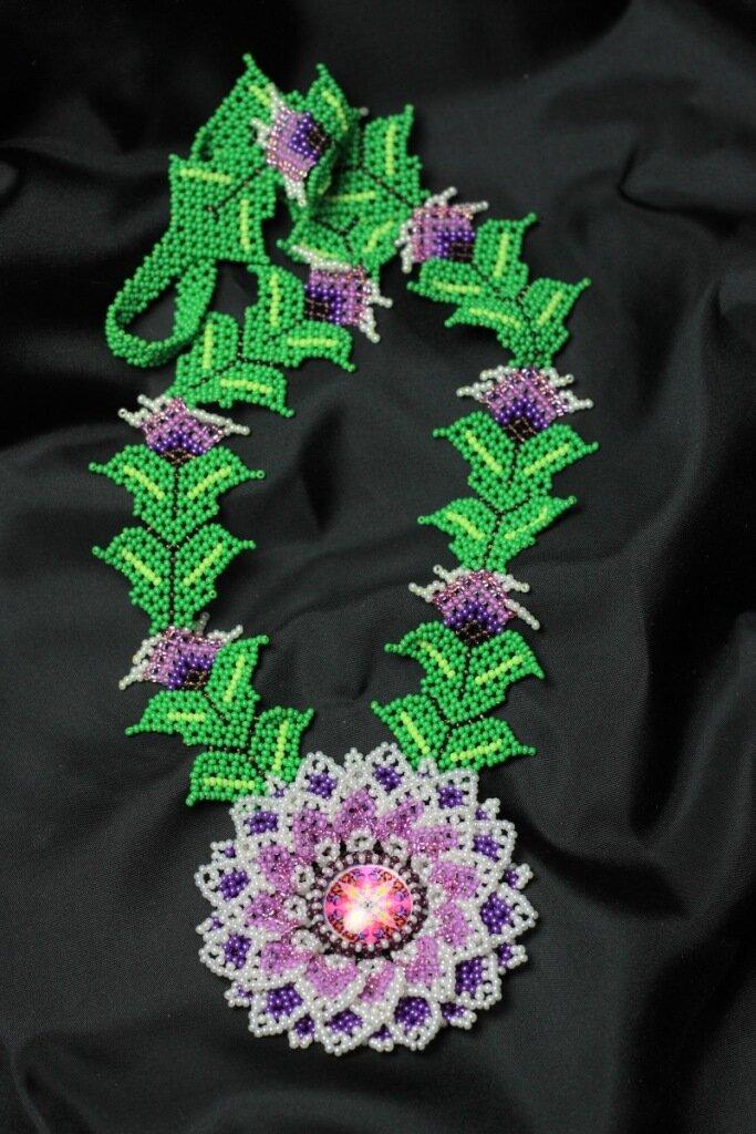 Альбом пользователя ChipMunck: Уичольский цветок