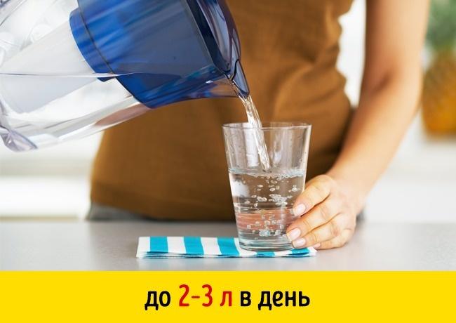 © CITAlliance / depositphotos  Нестоит воспринимать призывы пить как можно больше воды слишко