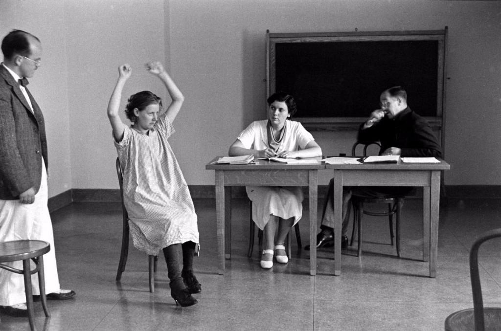 Пациенты психиатрической больницы в фотографиях Альфреда Эйзенштадта