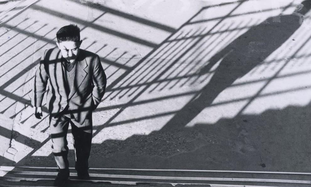Филадельфия, 1962 год. Свой первый фотоаппарат Мецкер получил в подарок от матери, когда ему был