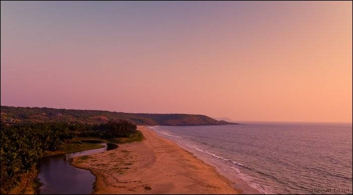 10. Пляж Ганапатипуле Пляж Ганапатипуле называют скрытым сокровищем Махараштры. Хотя дорога в эти ме