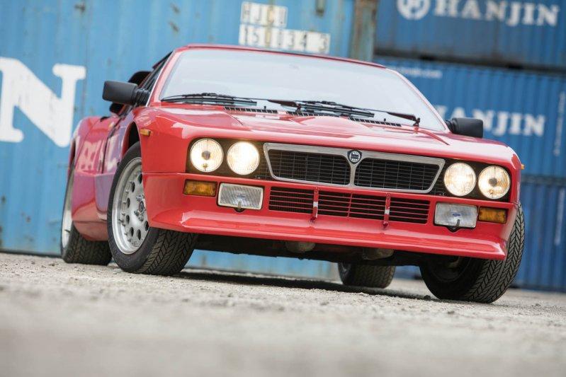 С этой машиной «Лянча» выиграла Кубок конструкторов WRC в 1983 году. При этом она стала последним за