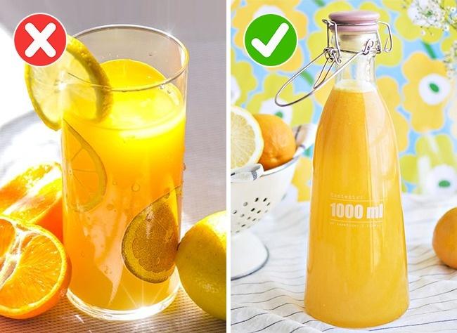 © pixabay  © pixabay  Почему нельзя: Свежевыжатый сок может стать причиной заражения вир