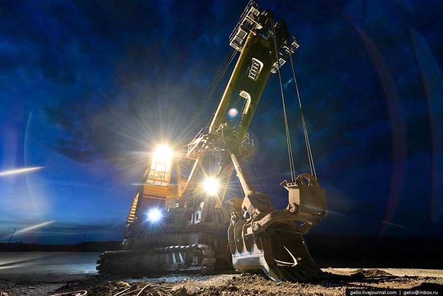 Деление техники – всё зависит от условия залегания полезного ископаемого (угля), в частности от