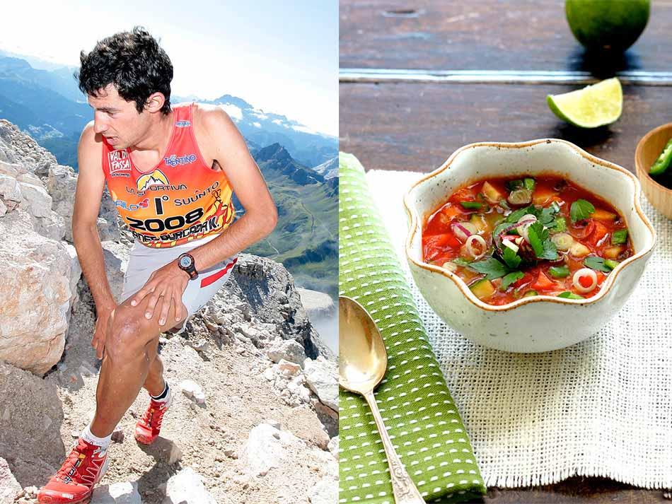 В 2008 году 20-летний испанец Килиан Жорне победил в одном из сложнейших в мире марафонов на длинные