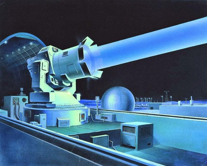 Испытания стартуют в ноябре Конечной задачей проекта является создание судового лазера на 200 кВт, к