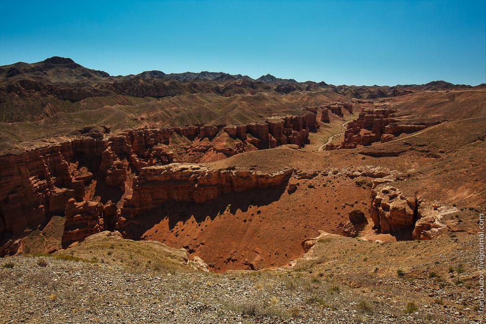 Сложно представить, сколько тысяч лет понадобилось природе, чтобы сотворить подобное.