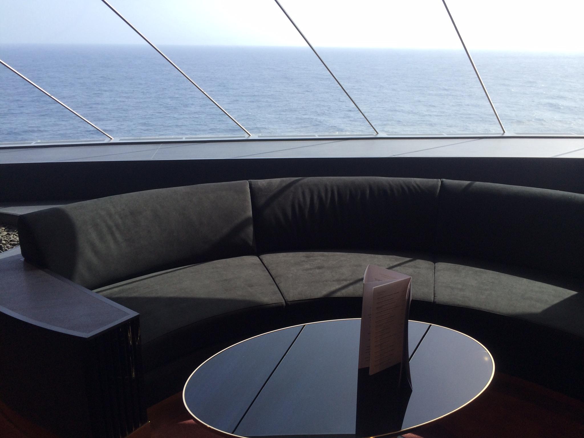 MSC Meraviglia – инаугурационный яхт-клуб , или Феррари для бедных!