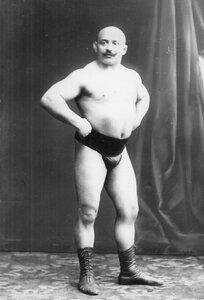 Портрет участника чемпионата Ределя
