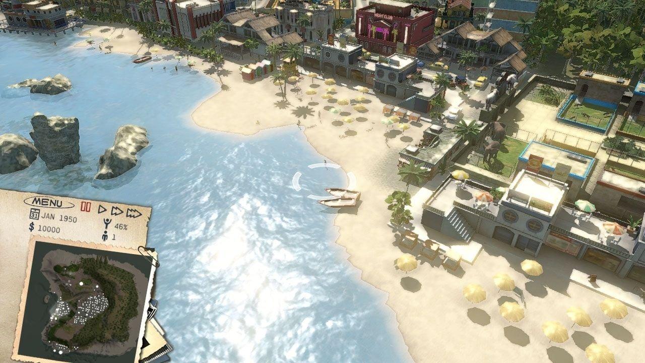 Calypso Media анонсировали выход Tropico 6