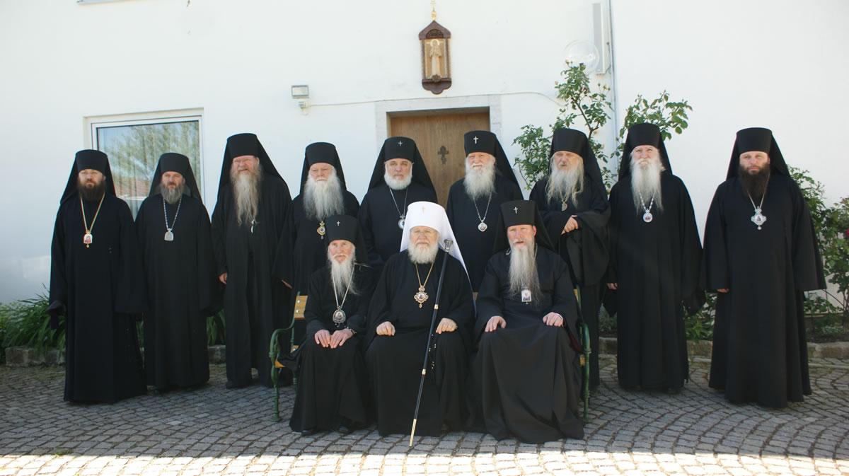 20170609-Состоялось открытие Архиерейского Собора Русской Зарубежной Церкви