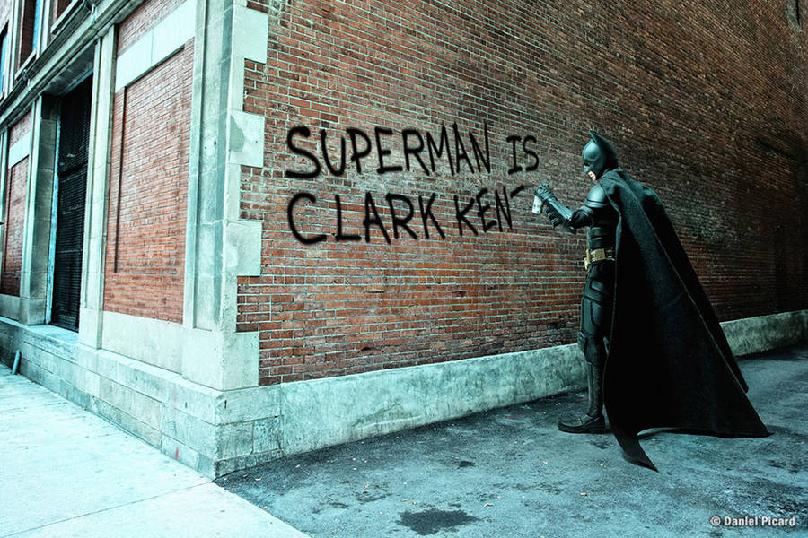 The Daily Life of Superheroes And Villains
