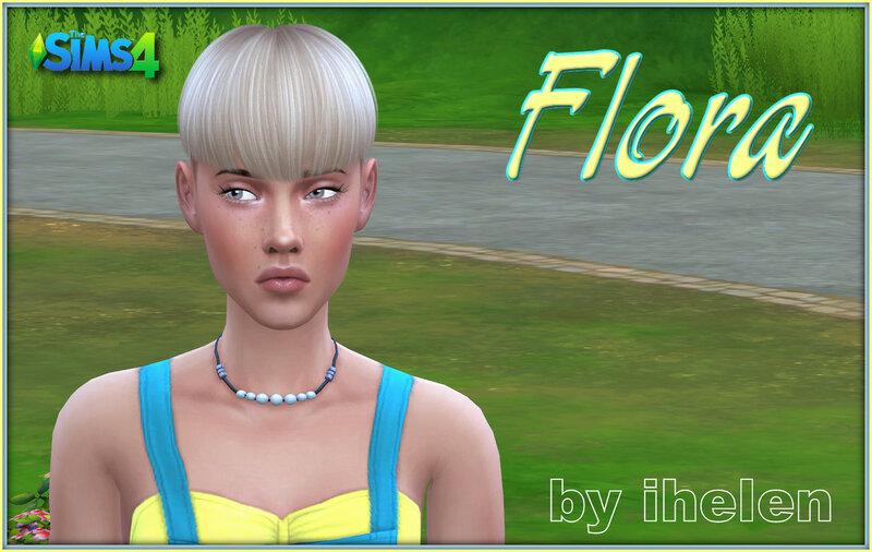 Flora by ihelen