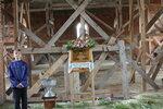 Молебен в новом храме в честь Святителя Луки (Войно-Ясенецкого), архиепископа Крымского (11.06.2017)