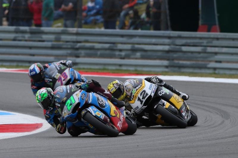 Результаты Гран При Ассена 2017 в категории Moto2