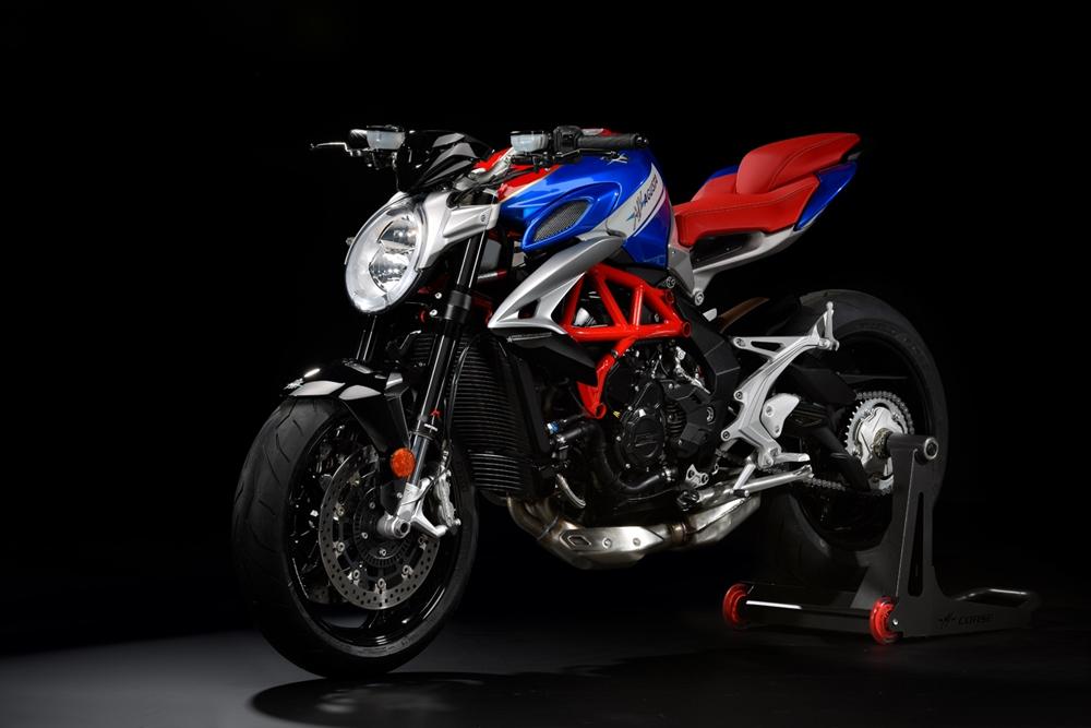 Мотоцикл MV Agusta Brutale 800 America
