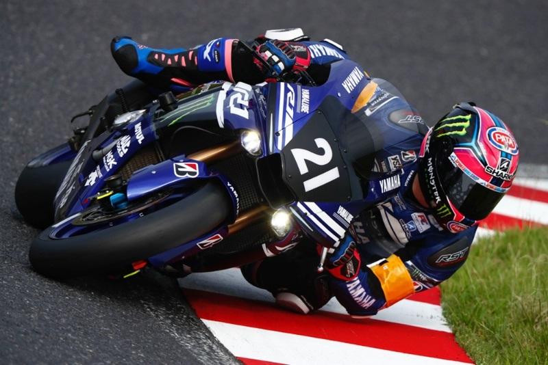 Команда Yamaha Factory Racing выиграла гонку Судзука 8 часов 2017