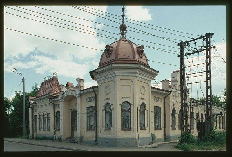 Дом Данцигера