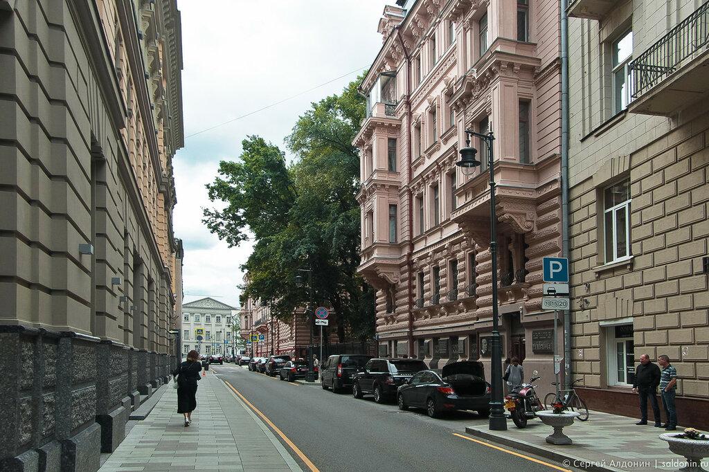 Романов Переулок