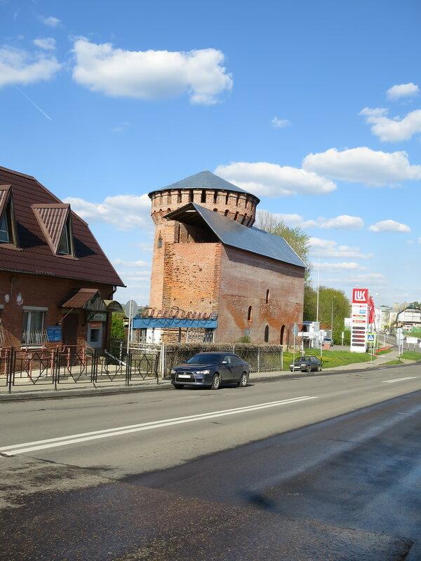 Костыревская башня (4)