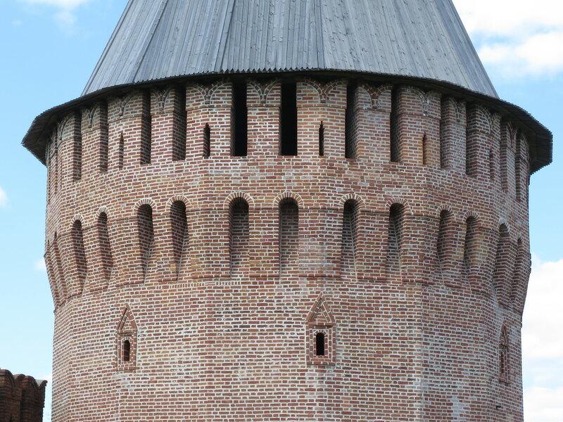Верхний ярус Долгачевской башни