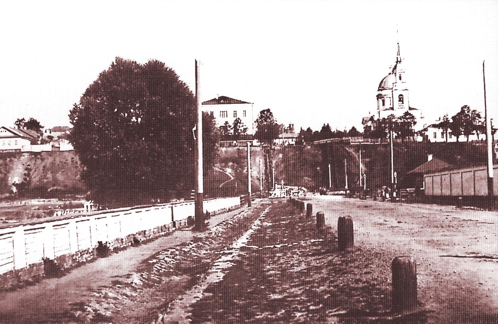 Вид на собор Александра Невского