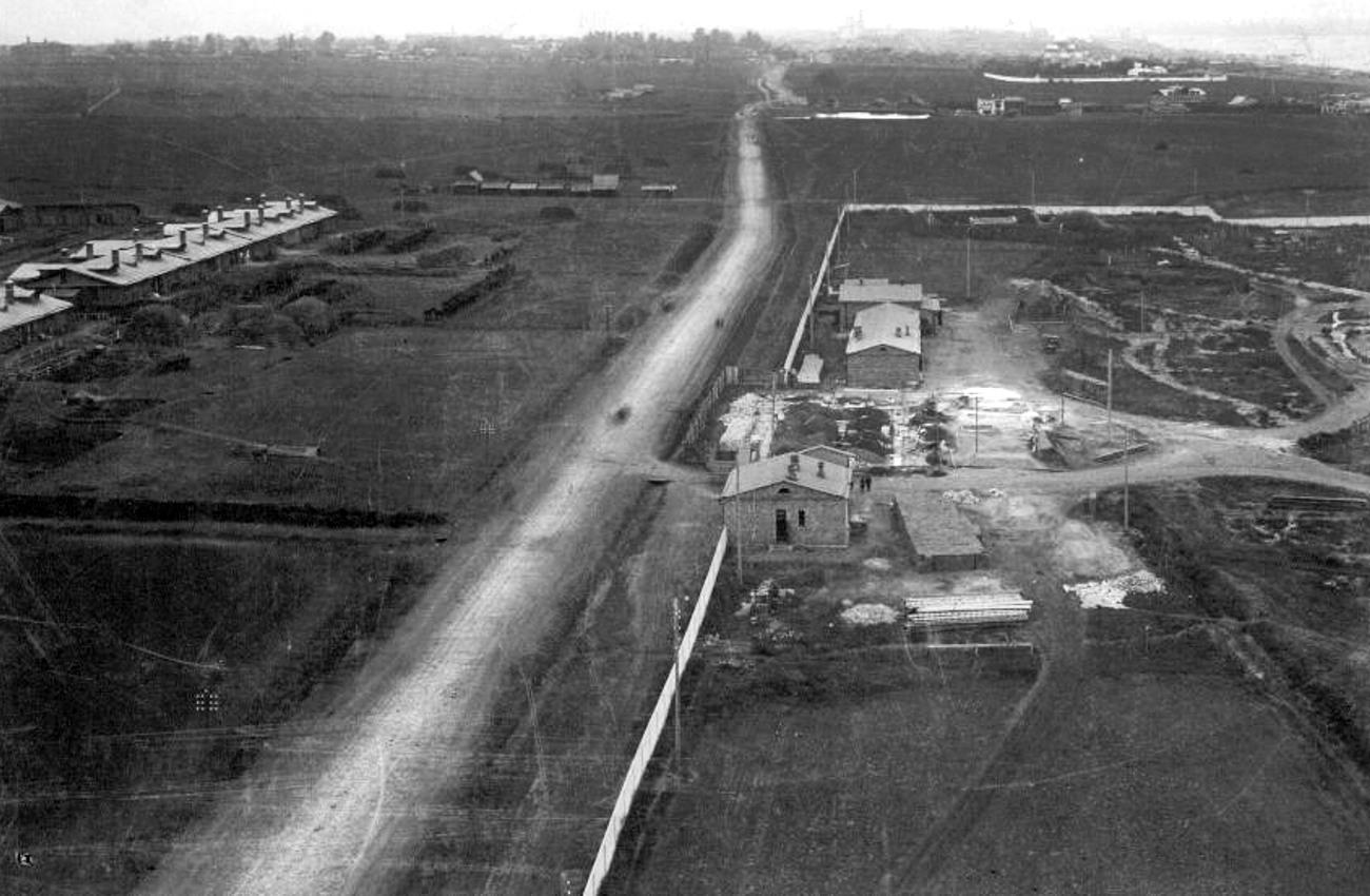 Трубочный завод, около 1914
