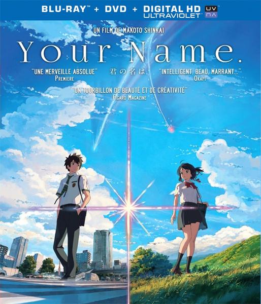 Твоё имя / Kimi no Na wa / Your Name (2016/BDRip/HDRip)