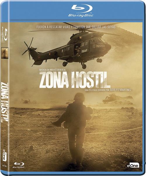 Враждебная зона / Zona hostil / Rescue Under Fire (2017/BDRip/HDRip)