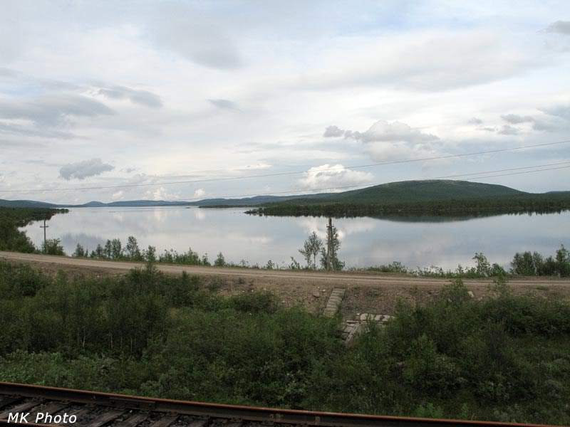 Озеро Нялъявр