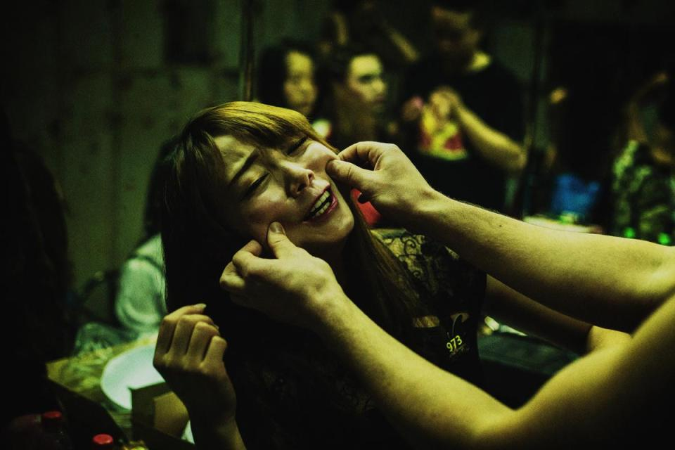 Захудалый мир подпольных китайских борделей
