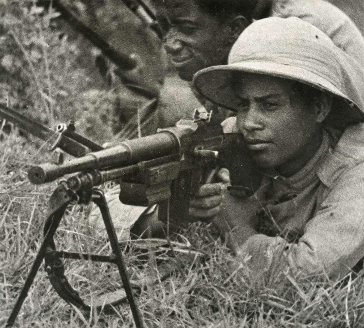 Вторая итало-эфиопская война.