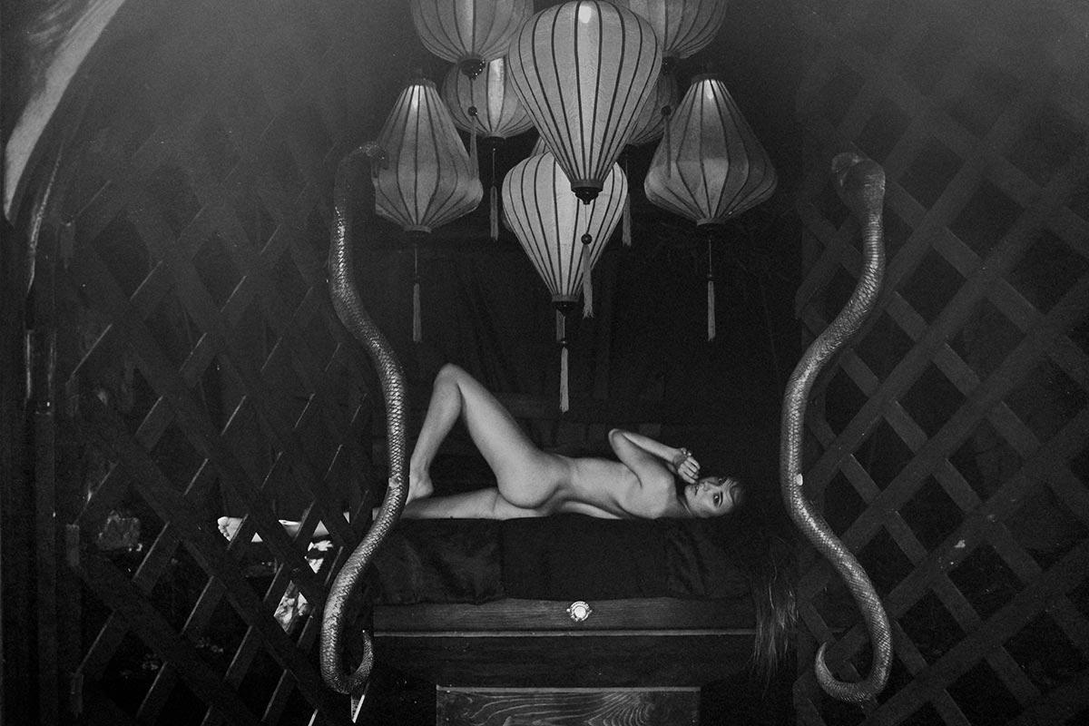 Astrid Germain by Jean-Marc Bulles